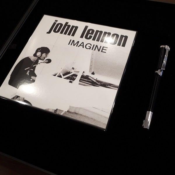モンブランのジョンレノン スペシャルエディション 万年筆の買取実績です。