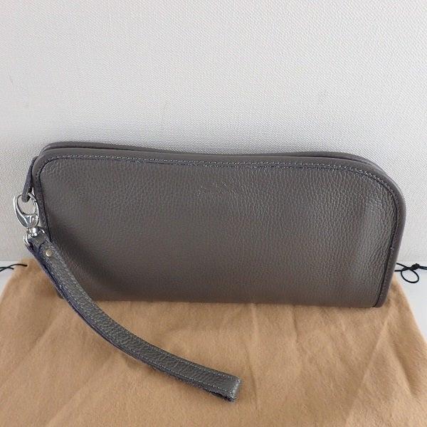 エコスタイル銀座本店でトラモンターノ(TRAMONTANO)のミニレザークラッチバッグをお買取させていただきました。