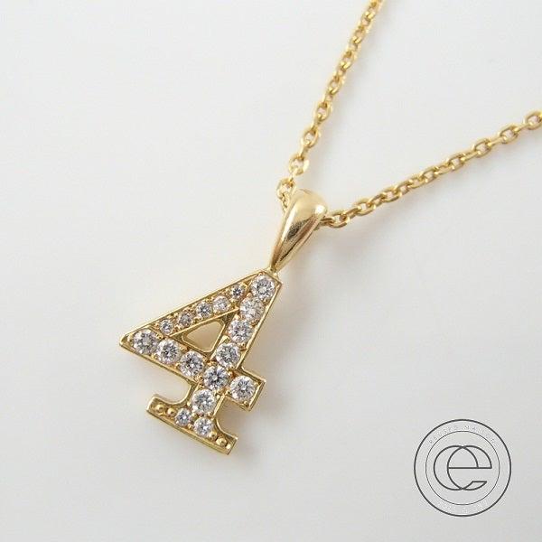 アイファニーのNo.4 ダイヤモンドネックレスの買取実績です。