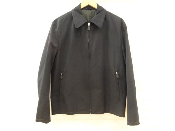 エルメスの黒 スイングトップ ジャケットの買取実績です。