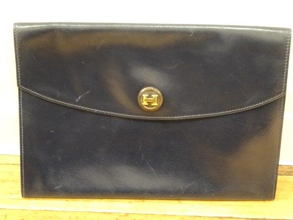 エコスタイル銀座本店でエルメスのリオ クラッチバッグを買取致しました。