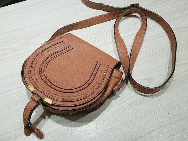 エコスタイル渋谷店で、クロエのマーシー、ミニショルダーバッグを買取りました。