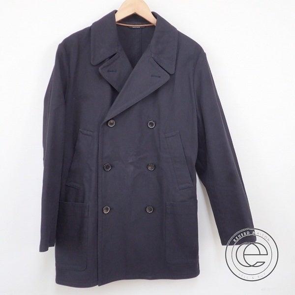 エルメスの古いメンズPコート買取ました。エルメスの買取ならエコスタイルへ