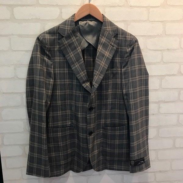 エコスタイル新宿南口店でエディフィス(EDIFICE)の18年製 ウインドペンチェックジャケットをお買取させていただきました。