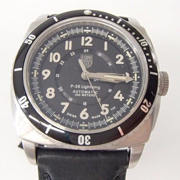 2778のRef:9401 P-38 LIGHTNING 自動巻き 腕時計の買取実績です。