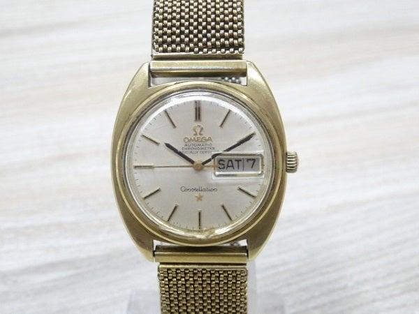 オメガのコンステレーション cal.751 自動巻き 時計の買取実績です。