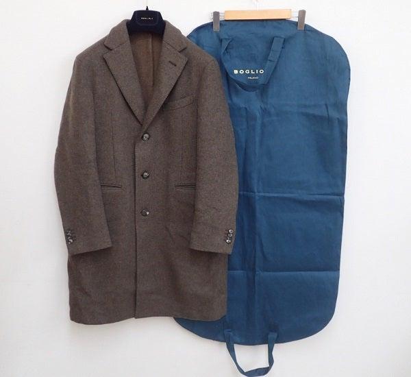 8309の17年製 Kジャケット シングルチェスターコートの買取実績です。