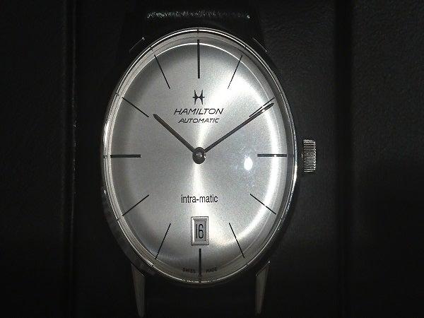ハミルトンのH384551イントラマティックを買取致しました。エコスタル新宿三丁目店です。