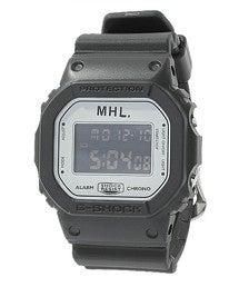 マーガレットハウエルの黒 DW-5600VT デジタル時計の買取実績です。