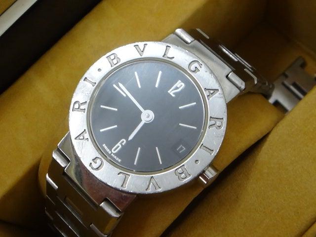BVLGARIブルガリブルガリの腕時計をお買取り致しました!!エコスタイル浜松宮竹店