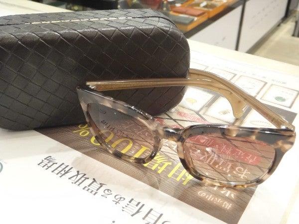 ボッテガヴェネタ(BOTTEGAVENETA)のサングラス買取なら赤坂駅から近いエコスタイル六本木店へ