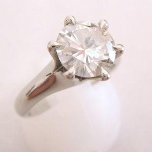 2808の1.5ct ダイヤモンドリングの買取実績です。
