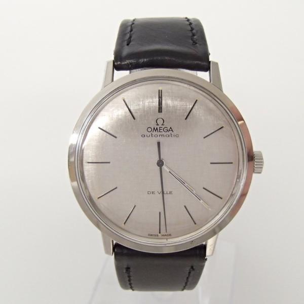 オメガのアンティーク時計を買取しました。エコスタイル宅配買取